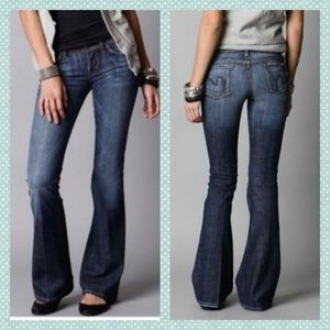 Citizens of Humanity Ingrid Low Waist Flare